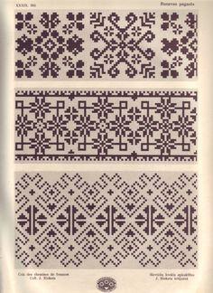 КЛАДОВАЯ РУКОДЕЛИЙ: Орнаменты(вышивка)