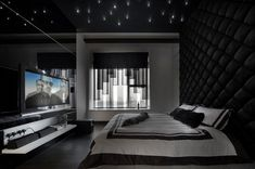 Adorable 30 Best Black Bedroom Design Ideas For Amazing Home http://decorathing.com/bedroom-ideas/30-best-black-bedroom-design-ideas-for-amazing-home/