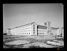 Seminario Diocesano ca. Cathedrals, Louvre, Travel, Zaragoza, Antique Photos, Cities, Places, Fotografia, Viajes