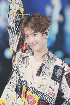 BaekHyun from EXO
