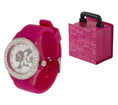 sweet pink watch