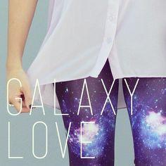GalaxyLeggings Love!