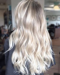 Blonde Balayage. Balayage in Denver.