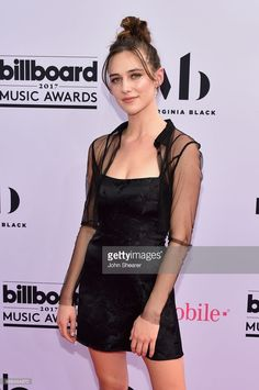 Internet personality Devon Lee Carlson attends the 2017 Billboard Music Awards at T-Mobile Arena on May 21 2017 in Las Vegas Nevada. Sydney Carlson, Devon Carlson, 2017 Billboard, Billboard Music, Hot Outfits, Fashion Outfits, Devon Lee, Evolution T Shirt, Music Awards