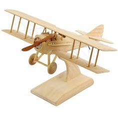 Resultado de imagen para wood airplane Cardboard Houses For Kids, Wooden Plane, Making Wooden Toys, Wood Toys Plans, Wood Games, Wood Bowls, Toy Trucks, Wooden Diy, Wood Crafts