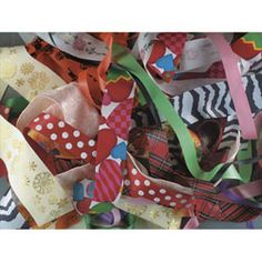mwahahaha more ribbons