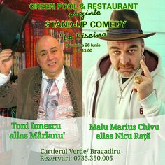 "STAND-UP COMEDY "" La Piscina"""