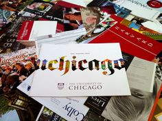 Building a love for your brand: College Acceptance Packages