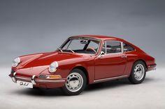 Nürburgring - PORSCHE 911 1964 (RED)