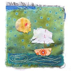 Glitter Paint, Body Glitter, Fabric Books, Fabric Art, Adult Crafts, Diy And Crafts, Art Drawings Beautiful, Last Stitch, Textile Artists