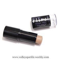 Maybelline Fit Me Shine-Free Foundation in 235 Pure Beige | Review, Photos & Swatches