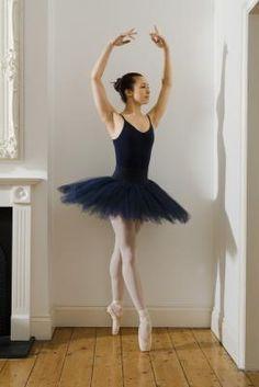 Exercises To Improve Ballet Balance | LIVESTRONG.COM