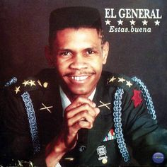 """""""Te Ves Buena"""" by El General was added to my SoundHound playlist on Spotify"""