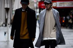 London Men's Fashion Week Fall 2016, Day 2 - -Wmag