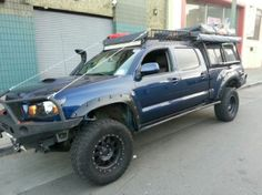 Show us your Toyota 4runner, tacoma or truck. - Page 344 - Expedition Portal
