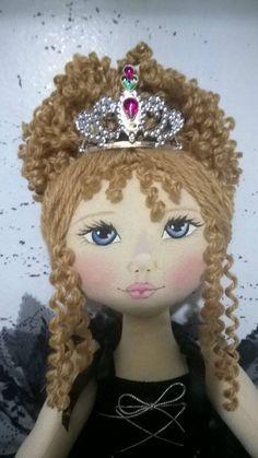 bailarina. Bonecas de pano. Soraia Flores.