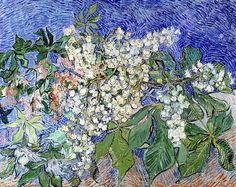 Vincent van Gogh Blossoming Chestnut Branches painting for sale, this painting is available as handmade reproduction. Shop for Vincent van Gogh Blossoming Chestnut Branches painting and frame at a discount of off. Vincent Van Gogh, Art Van, Fleurs Van Gogh, Desenhos Van Gogh, Van Gogh Arte, Van Gogh Pinturas, Oil Canvas, Painting Prints, Art Prints