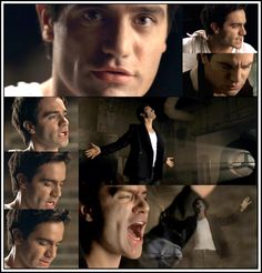 ramin karimloo - from 'Till I Hear You Sing' music video...he puts SO much emotion into it - my heart breaks for him every time :(  [I know this isn't exactly LM related but he *did* play Enjo in the 25th, so, yeah]