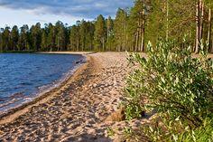 Tiilikkajärven kansallispuisto Viera, My World, Childhood Memories, Natural Beauty, Landscapes, Country Roads, Europe, Houses, Change