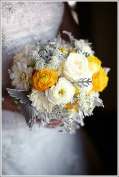 Annie's Blessed Nest: Pics of Yellow and Grey Wedding Are Here!!!