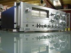 Akai AM-2950 integrated amplfier