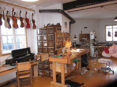 Meisterwerkstatt für Geigenbau (© Tourismusverband MondSeeLand)
