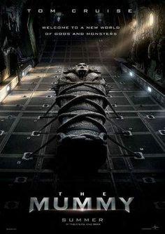 The Mummy 2017 HDCAM English 720p