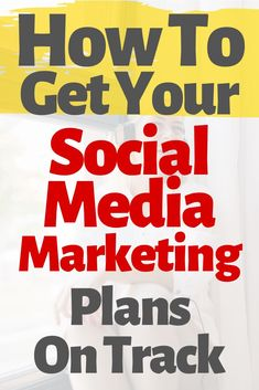 Posting on social media sites is so easy that you might be tempted to just upload tons of videos to every social media site out there. Small Business Marketing, Marketing Plan, Marketing Strategies, Social Media Site, Social Media Content, Facebook Marketing, Social Media Marketing, Digital Marketing, Thing 1