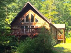 Chalet vacation rental in Dingmans Ferry, PA, USA from VRBO.com! #vacation #rental #travel #vrbo