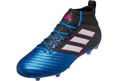 Soccer shoes Boy Adidas Ace 17.3 FG Ocean Storm Pack colore