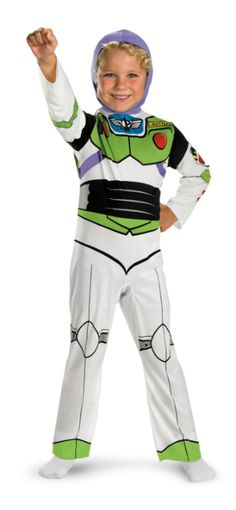 Toy Story - Buzz Lightyear Classic Toddler Child Costume cb54ef25814e4
