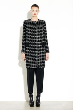 DKNY Resort 2013 Collection Slideshow on Style.com