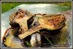 La alcachofa es una hortaliza rica en sustancias y principios activos muy beneficiosos para tu organismo que no puede faltar en tu dieta. La alcachofa es la flor de la alcachofera, que aun no habiendo madurado está en el momento óptimo para su consumo.... Tasty, Yummy Food, Recipe Boards, Steak, Veggies, Appetizers, Lunch, Healthy Recipes, Meals