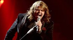 """It was movie song week on """"American Idol"""" Wednesday (March 12) and rock 'n roller Caleb Johnson made an unusual choice for his number: """"Skyfall"""" by Adele, from the James Bond movie of the same name."""
