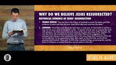 Historical Evidence of Jesus' Resurrection - (3min.)    YouTube