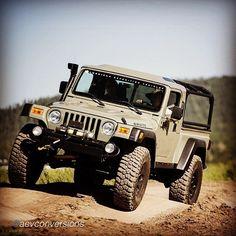 Aev Tj Brute Conversion Aev Jeep Jeep Tj Jeep Wk