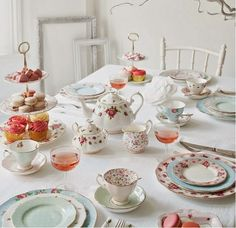 ShabbyPassion: The perfect Vintage teatime! Part 2