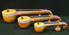 Bombe Mane - Saraswati Veena in 3 sizes
