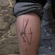 Татуировки обнаженных (подборка) / Тату и пирсинг / ВТОРАЯ УЛИЦА
