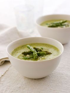 Simple+Homemade+Cream+of+Asparagus+Soup+Recipe