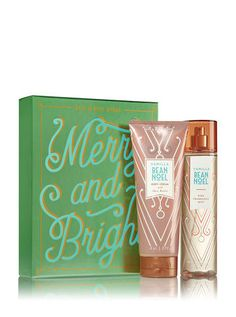 Vanilla Bean Noel Shimmer and Cheer Gift Set  | Bath & Body Works