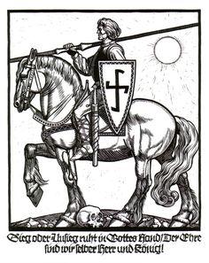 """bewegendezeiten: """" Sieg oder Unsieg ruht in Gottes Hand / Der Ehre sind wir selber Herr und König! Georg Sluyterman von Langeweyde """""""