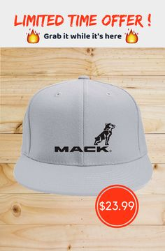 36b0bc3e720  Mack Trucker - Hat   LIMITED TIME ONLY Special Offer