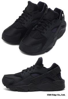 NIKE(ナイキ)WMNSAIRHUARACHERUN(エアハラチ)(スニーカー)(シューズ)BLACK  BLACK634835-009291-001845-291x 新品  c5d4a58e9