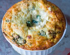 creamy spinach and hearts of palm casserole, 26g carb