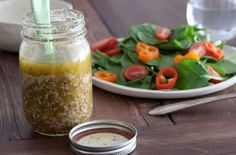 Hemp & Honey Dressing + More Creative Ways to Enjoy #Hemp