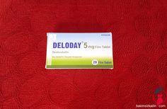 Deloday Şurup ve Deloday 5 mg Tablet Kullanımı
