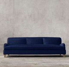 Belgian Classic Roll Arm Upholstered Sleeper Sofa