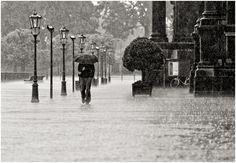 Regenwahrscheinlichkeit 20%
