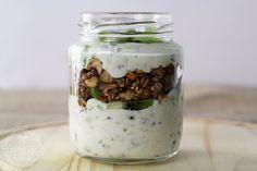 KEFIR DE LEITE - Como preparar o Kefir de Leite e as variações - grego, cream cheese e queijo| temperando.com #kefir #probiotico